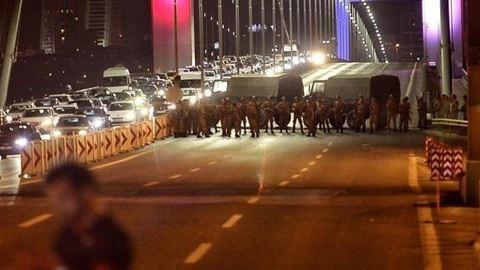 Katonai puccs zajlik Törökországban