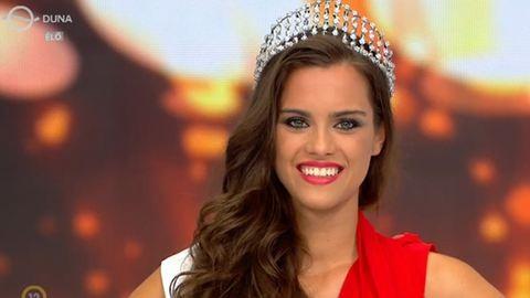 Miss World Hungary: Gelencsér Tímea nyerte meg a Magyarország Szépe versenyt