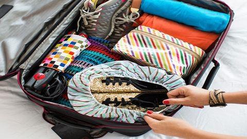 Íme, a tökéletes bőröndpakolás!