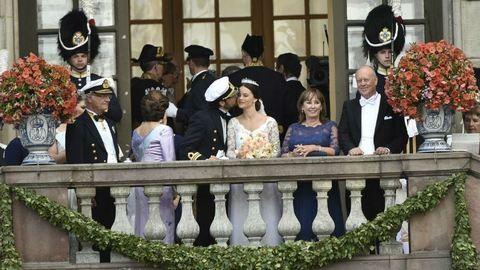 6 pillanat, ami bizonyítja, hogy egy királyi esküvő is lehet laza