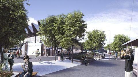 Csikk, szemét, kiszáradt fák – ez az új Széll Kálmán tér