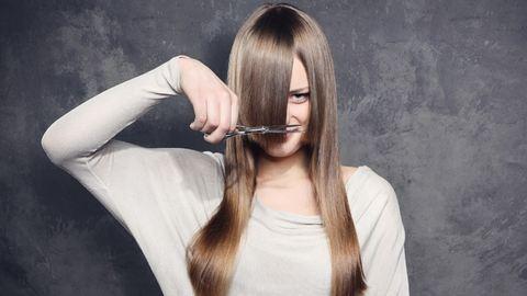 A hajvágástól nem nő gyorsabban a hajad – káros tévhitek a hajápolásról