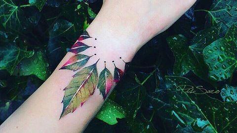 Növényimádóknak kötelező tetoválások