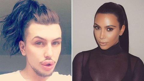 Férfiként is úgy akar kinézni, mint a Kardashian-nővérek