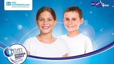 15 és fél millió forintot rágtunk össze az SOS Gyermekfalvaknak!
