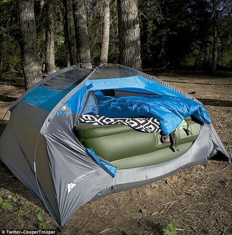 Még indulás előtt ellenőrizzük, kompatibilis-e a matrac és a sátor