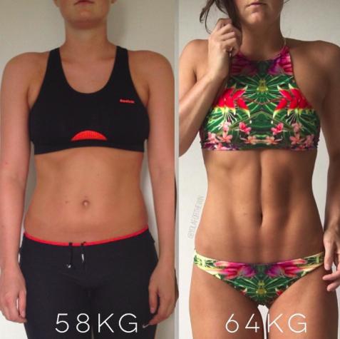 A testsúly csak egy szám - ez a nő bebizonyítja, hogy a kilók nem számítanak