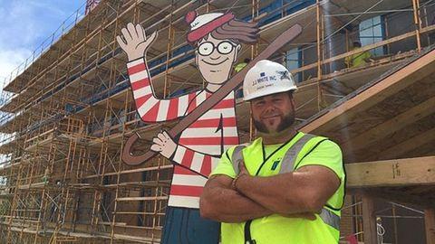 Ő a világ legjobb szívű építőmunkása
