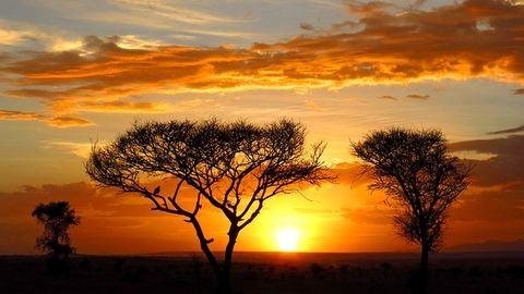Elképesztő naplementék a nagyvilágból