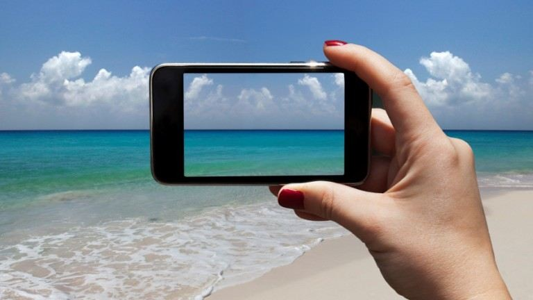 Így fotózz mobillal a vakáción! 5 egyszerű tipp a szebb képekért!