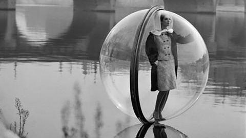 Ilyen volt a Photoshop 1960-ban – divatfotók