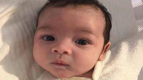 Csodás pillanat: először hallja anyukáját a 3 hónapos kisfiú