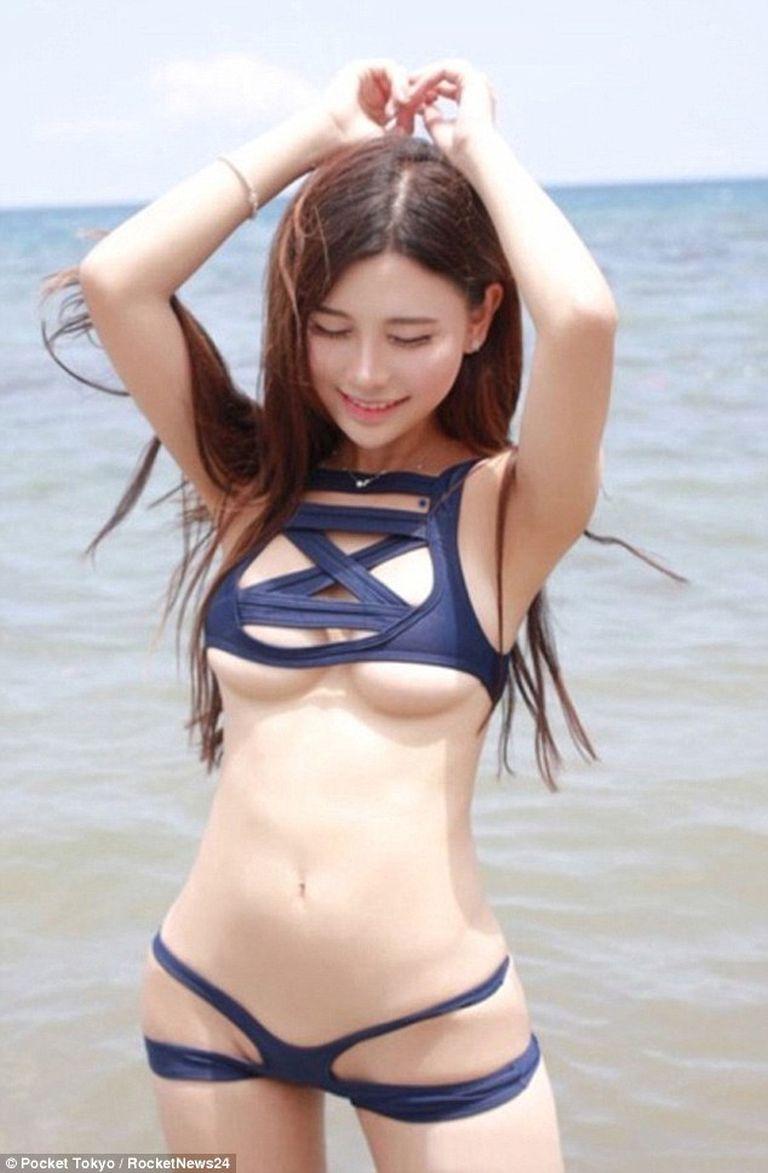 Te fel mernéd venni ezt a bikinit?