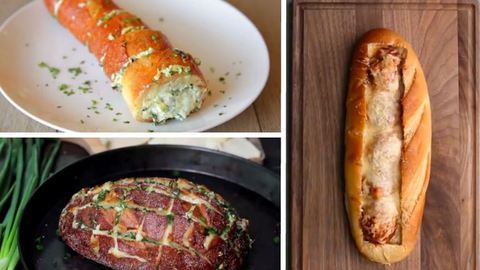 4 töltött kenyér, amibe beleremeg a konyhaasztal