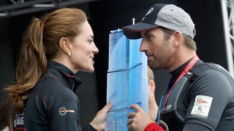 Ismert sportolóval enyeleg Katalin hercegné