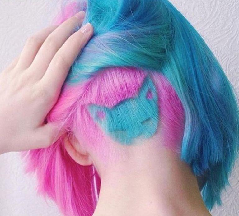 Egy felnyírt frizura is lehet elképesztően dögös