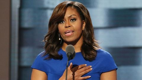 Michelle Obama történelmi beszédet mondott a demokraták nagygyűlésén
