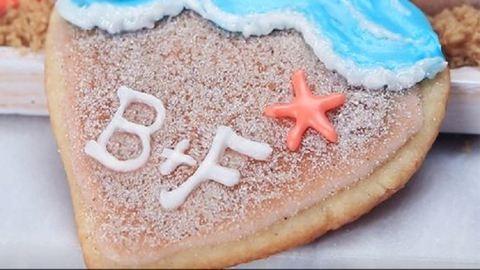 Ezektől a sütiktől egyből tengerparti esküvőre vágysz majd!