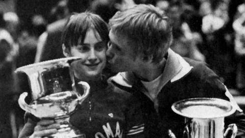 40 éve találkozott először a két olimpikon, 26 éve tart szerelmük