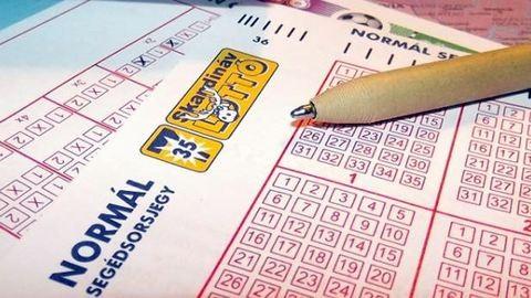Elvitték a 165 millió forintos lottónyereményt
