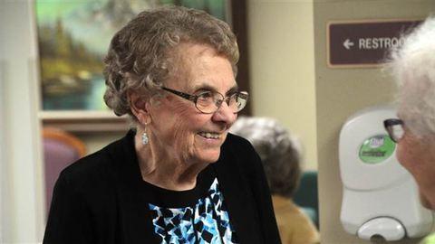 93 évesen ment nyugdíjba Dél-Dakota legidősebb ápolónője