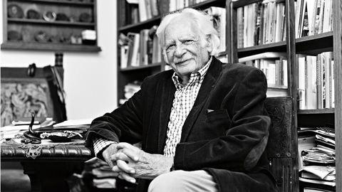 """""""Az unatkozás fogalmát nem ismerem"""" – ma 97 éves Bálint gazda"""