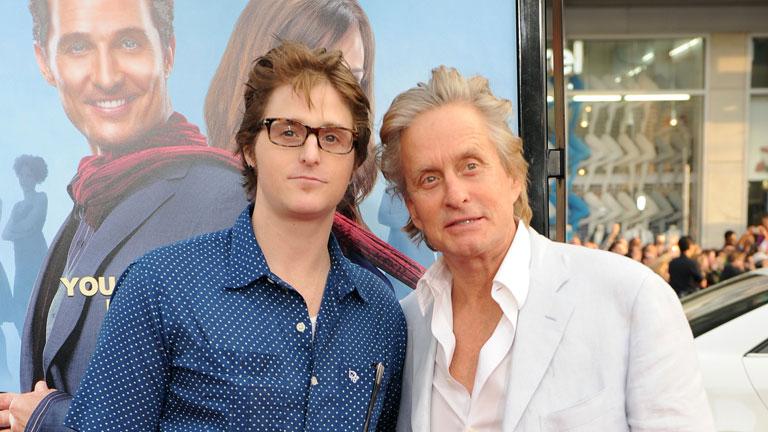 Cameron és apja még 2009-ben