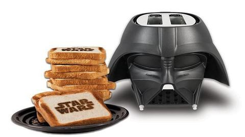 Legyen veled az erő minden reggel Star Wars-pirítóssal!