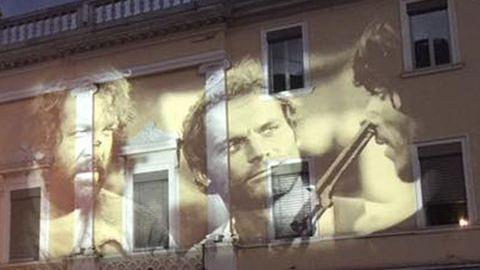 Lenyűgöző képek Bud Spencerről Locarnóban