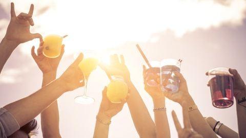 Eszméletlenre itta magát egy 16 éves fesztiválozó fiú