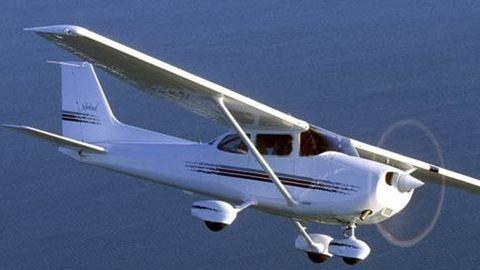 Kényszerleszállást hajtott végre egy kisrepülő Borsodban