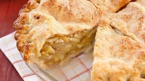 Az eredeti amerikai almás pite receptje