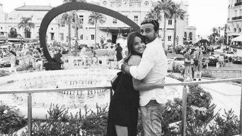 Debreczeni Zita és Gianni szerelmes képei a nyaralásról