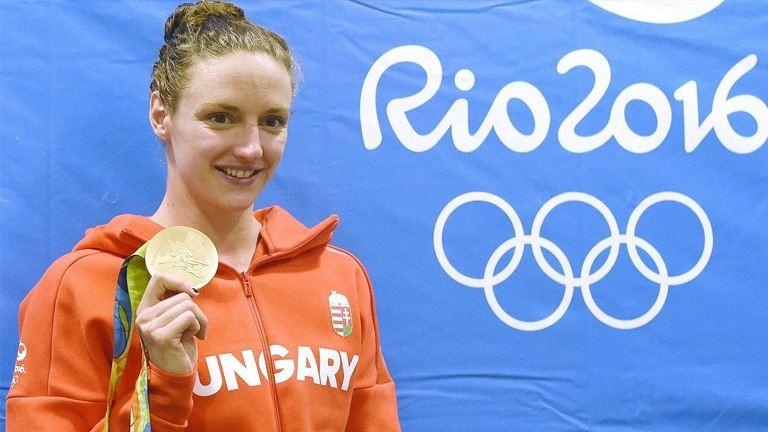 Olimpia 2016: Drogtesztet végeztek Hosszú Katinkán