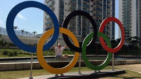 Olimpia 2016: Hazaküldték a botrányhős tornászt