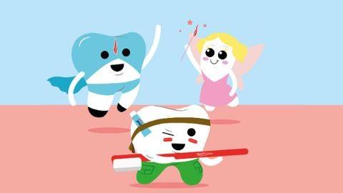 """Helyes fogápolás a """"mosolygó"""" fogakért – mutatjuk a legfontosabb lépéseket!"""