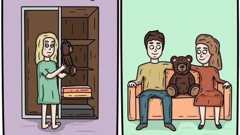 10 illusztráció, ami segít megérteni, milyen egy jó kapcsolat