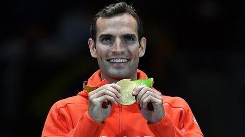 Olimpia 2016: Aranyérmes a kardozó Szilágyi Áron!