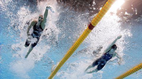 Olimpia 2016: Magyarország hatodik a 200 női gyorsváltóban