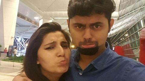 Felesége nélkül utazott nászútra a férj – ezt a képet posztolta