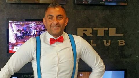 Bréking: Győzike berobbant az RTL székházba