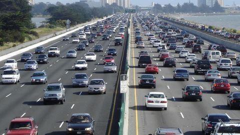 Baleset lassítja a forgalmat az M7-es autópályán