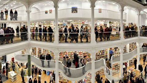 7 könyvesbolt a nagyvilágban, ahová most rögtön bekuckóznál
