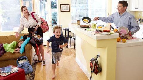 Az élet dolgozó anyaként nem csupa játék és mese