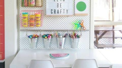 Iskolakezdés: így alakíts ki írósarkot a gyerekszobában!