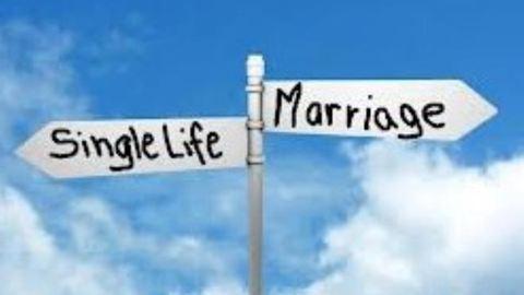 8 különbség a szingli lét és a házas élet között – cuki illusztrációk