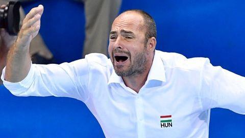 """Olimpia 2016 – Benedek Tibor: """"nekünk az a dolgunk, hogy megnyerjük a mérkőzéseket"""""""