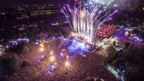 Csúcsot döntött a látogatók száma az idei Sziget Fesztiválon