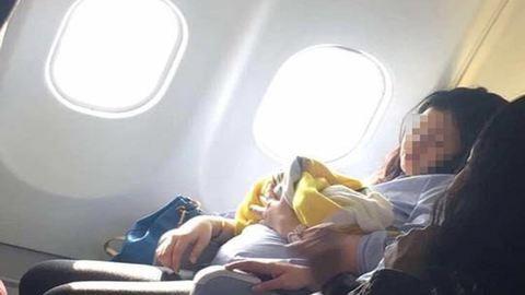 9 ezer méter magasban hozta világra gyermekét egy nő