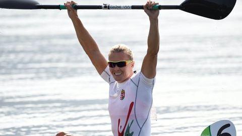 Olimpia 2016: Kozák Danutáé az 500. magyar érem